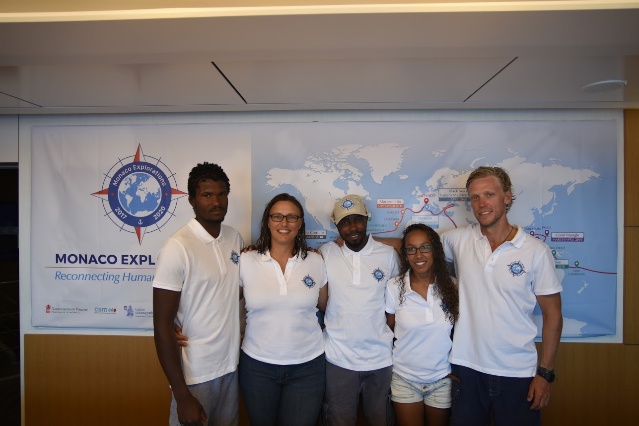 Cabo Verde MAR ALLIANCE TEAM