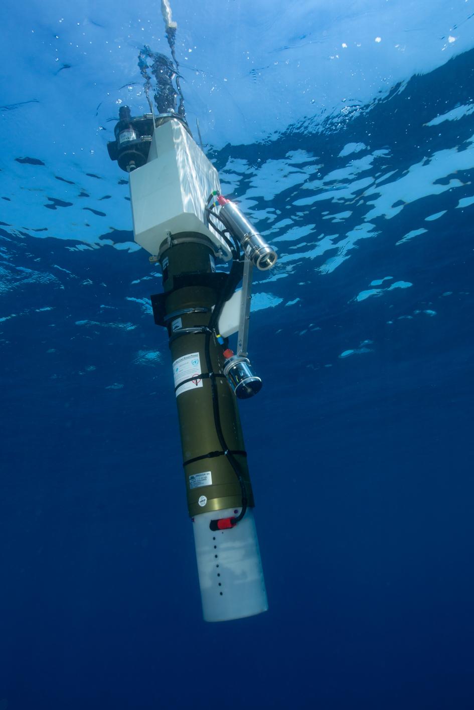 La Principauté de Monaco soutient l'évolution multidisciplinaire du programme Argo, programme phare de l'observation de l'Océan