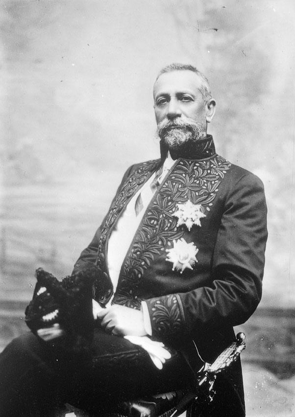 Extraits du Discours sur l'Océan, prononcé par S.A.S. le Prince Albert I<sup>er</sup> de Monaco le 25 avril 1921, à l'Académie nationale  des Sciences des Etats-Unis à Washington.