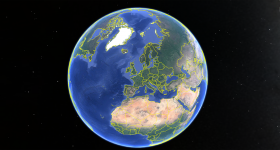 Planète Bleue© Image Google. 8 juin 2021