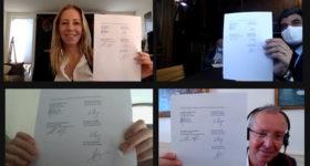 Signatures 2_Monaco's Foundations and REV Ocean Signing